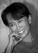 Aung san suu kyi har slappts fri