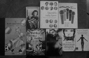 Feministiska julklappsböcker 2012