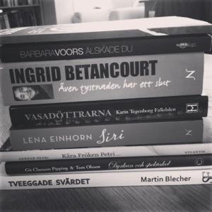 Böcker om starka kvinnor
