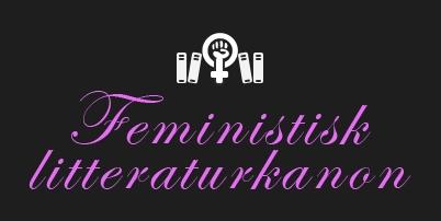 Feministisk litteraturkanon