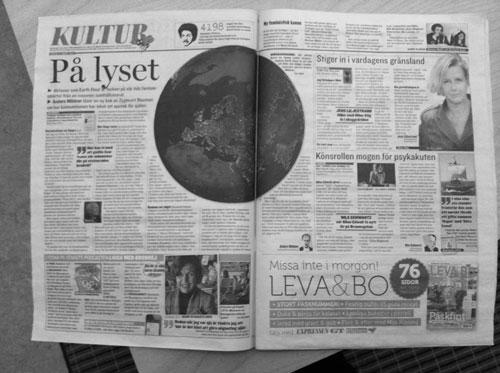 Expressen Kultur 22/3 2013