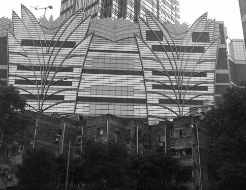 Kontraster i  Macao
