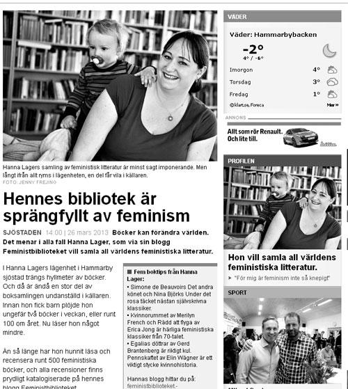 Nacka Värmdö-posten 26/3 2013