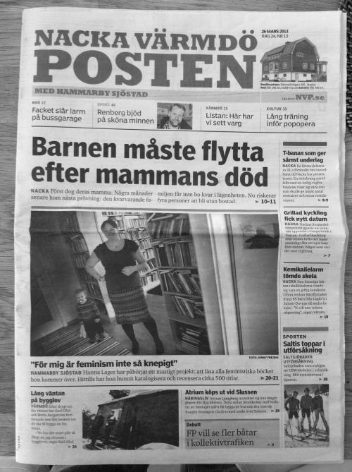 Nacka Värmdö-posten 26/3