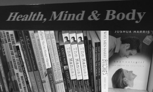 Böcker på flygplatsen i Manilla