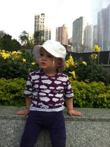 Hugo i Hongkong