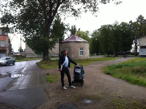 Öststatssunk i Klaipeda