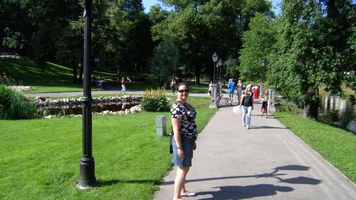 Park i Riga