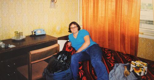 Hotel Turists i Riga