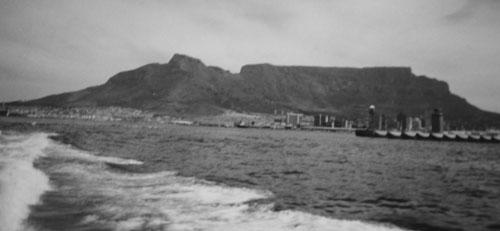 Taffelberget i Kapstaden