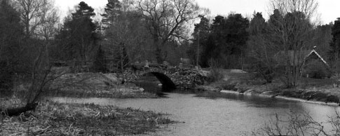 En gammal bro