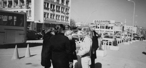 Vy över Pristina 2